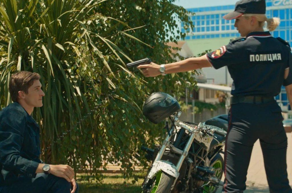 Кадры из сериала Туристическая полиция 3 сезон