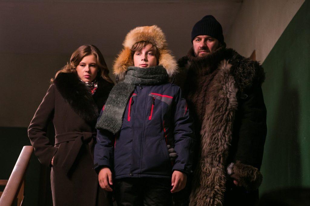 Кадры из сериала Полярный 2 сезон