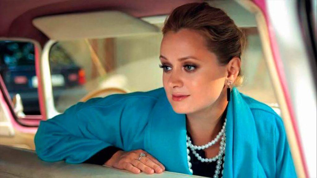 Кадры из сериала Обычная женщина 3 сезон