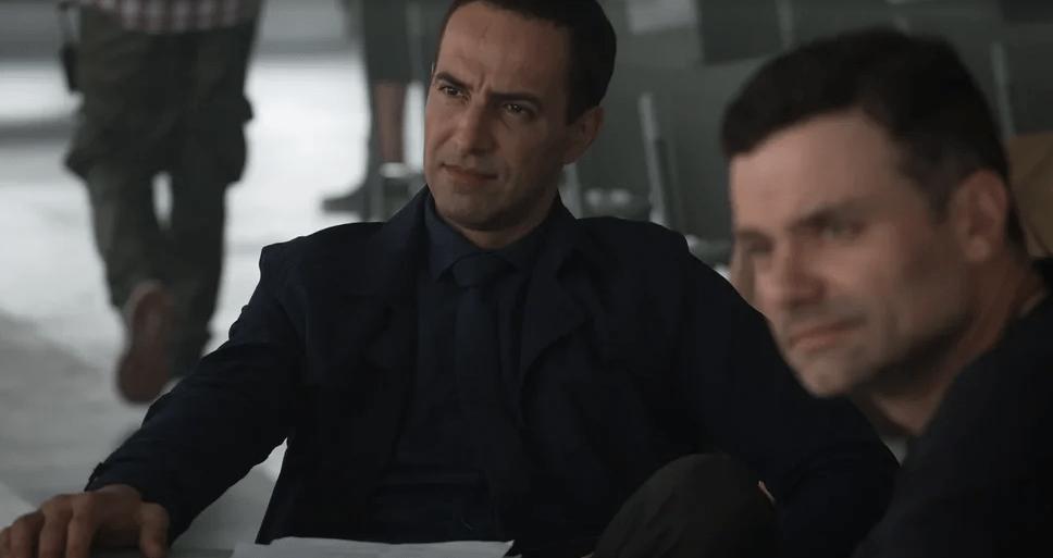 Кадры из сериала Город тайн сериал 2020
