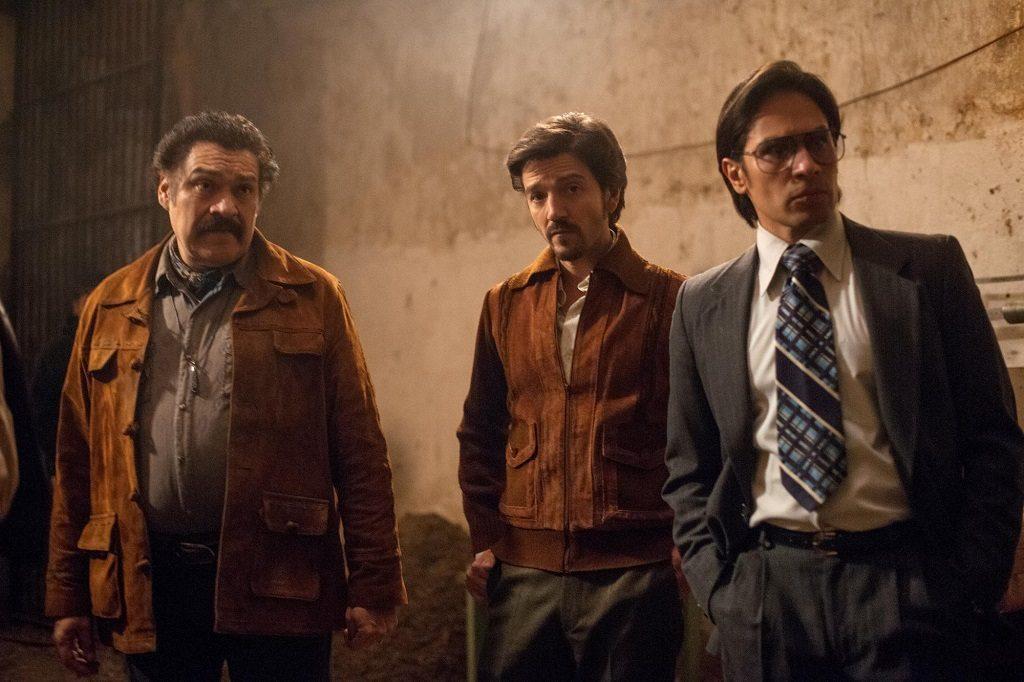 Кадры из сериала Нарко мексика 2 сезон