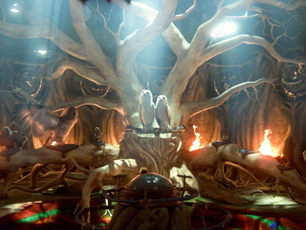 Кадры из фильма Легенды ночных стражей 2