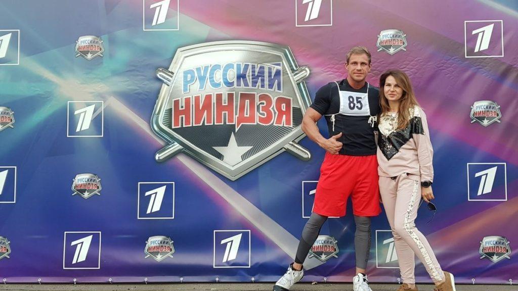 Кадры из сериала Русский ниндзя 4 сезон