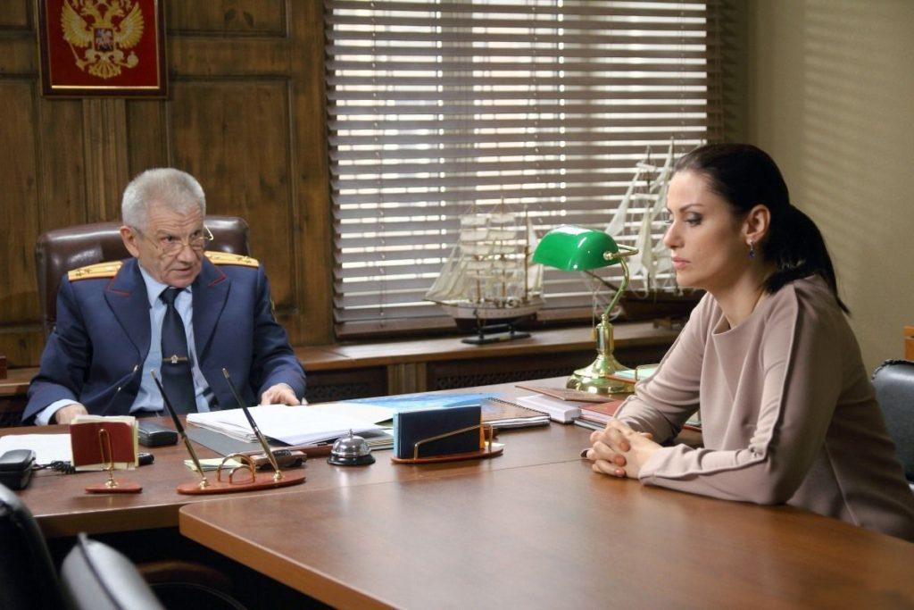 Кадры из сериала Тайны следствия 20 сезон