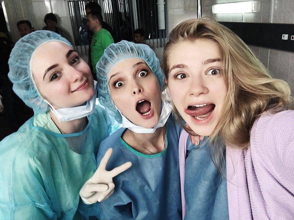 Кадры из сериала Тест на беременность 3 сезон
