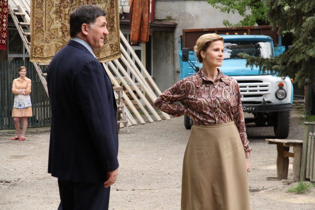 Кадры из сериала Алекс Лютый сериал 2020