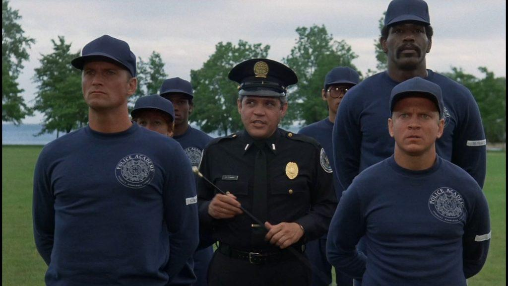 Кадры из фильма  Полицейская академия 8