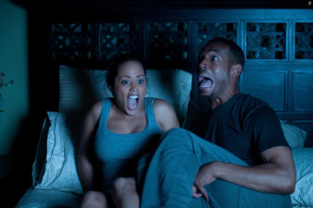 Кадры из фильма Дом с паранормальными явлениями 3
