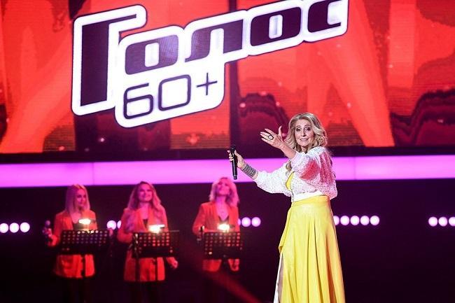 Голос 60+ 4 сезон — дата выхода проекта на Первом канале
